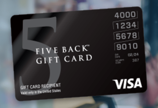 Save $15 When You Purchase $300+ Five Back Visa Gift Cards At Office Depot & OfficeMax